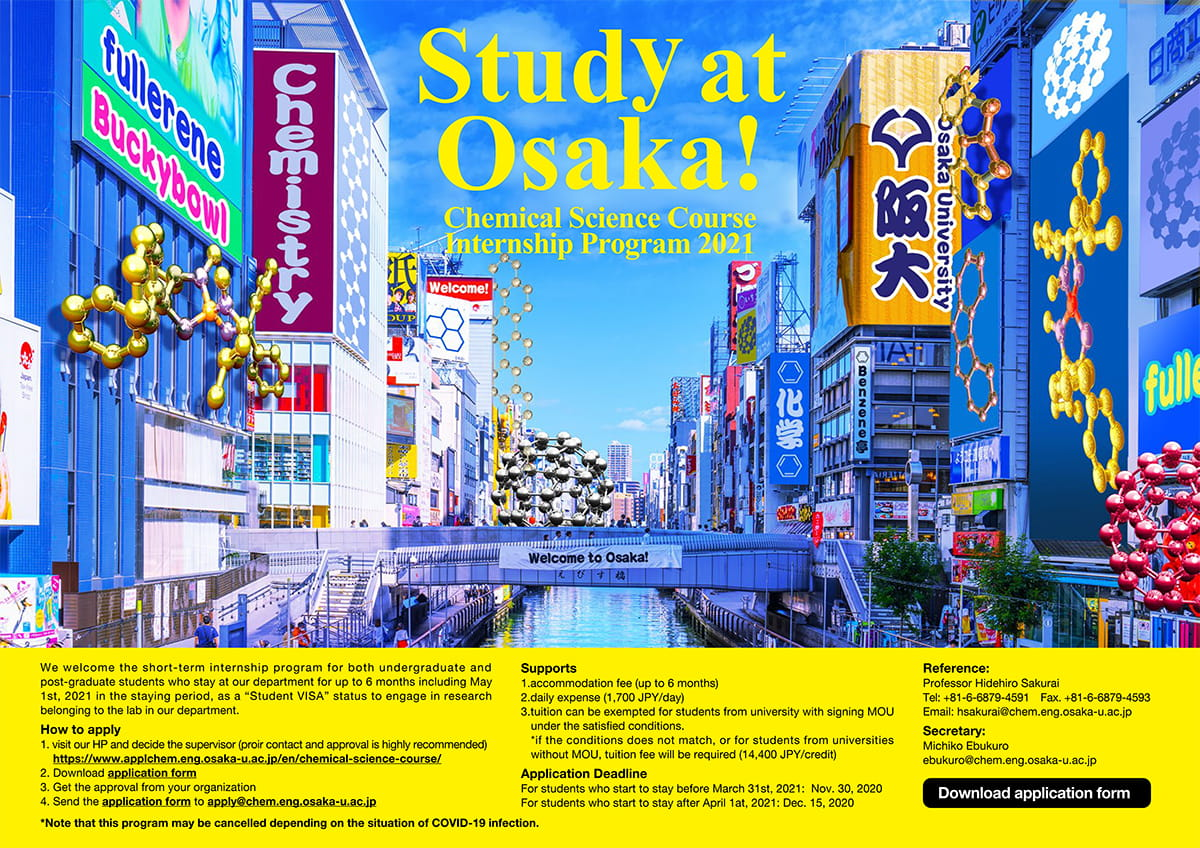 Study at Osaka